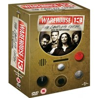Warehouse 13 - The Complete Series DVD