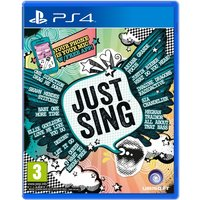 Just Sing PS4 Game