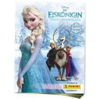 Disney Frozen Enchanted Moments Sticker Collection Starter Pack