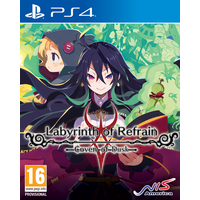 Labyrinth Of Refrain Coven Of Dusk PS4 Game