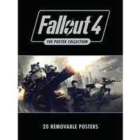 Fallout 4: The Poster Collection (Paperback)