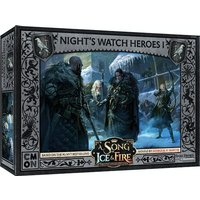 A Song Of Ice and Fire Night's Watch Heroes Box 1 Expansion