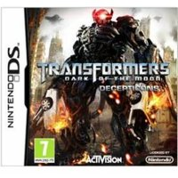Transformers 3 III Dark Of The Moon Decepticons Game