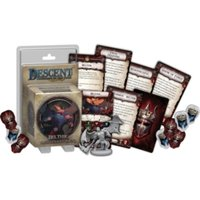 Descent Journeys in the Dark Second Edition Belthir Lieutenant Expansion Pack Board Game