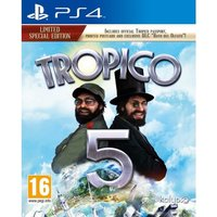 Tropico 5 Limited Edition PS4 Game