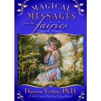 Magical Messages From The Fairies Oracle Cards