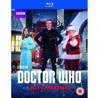 Doctor Who Last Christmas Blu-ray