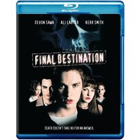 Final Destination Blu-ray