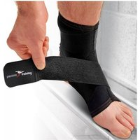 Precision Neoprene Ankle with Strap Support XLarge