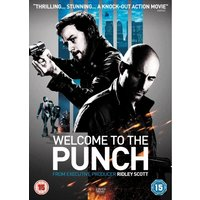 Welcome To The Punch DVD