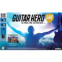 Guitar Hero Live with Guitar Controller iPhone, iPad, iPod Touch