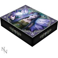Mystic Aura Jewellery Box