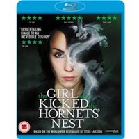 The Girl Who Kicked the Hornets Nest Blu-Ray