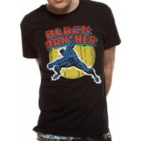 Marvel Comics - Vintage Black Panther Men's Small T-Shirt - Black