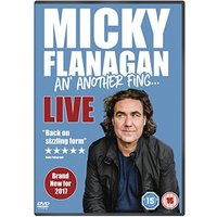Micky Flanagan - An' Another Fing Live DVD