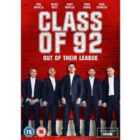 Class Of 92 Out Of Their League DVD