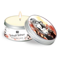 Wonder Woman (DC Comics) Small Tin Candle