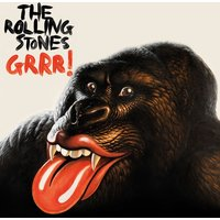 Rolling Stones - Grr! Canvas