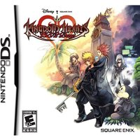 Kingdom Hearts 358/2 Days Game DS
