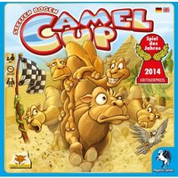 Camel Up Board Game