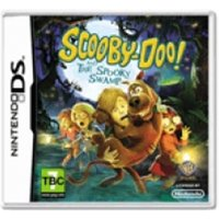 Ex-Display Scooby Doo and The Spooky Swamp Game
