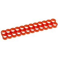 E22 24-Slot Stealth Cable Comb - Red