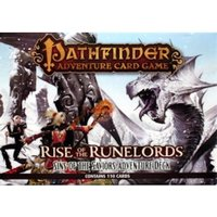 Pathfinder Adventure Rise of the Runelords Sins of the Saviors Adventure Deck