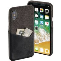 Hama Gentle Cover for Apple iPhone X, black