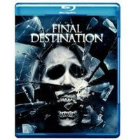 Final Destination 4 2D & 3D (Glasses Included) Blu-Ray