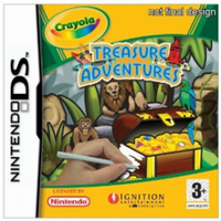 Crayola Treasure Adventures Game