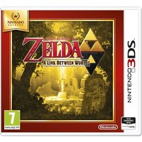 The Legend Of Zelda A Link Between Worlds 3DS Game (Selects)