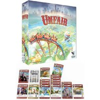 Unfair Board Game