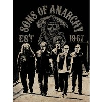 Sons of Anarchy - Reaper Crew Canvas