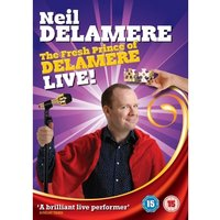 Neil Delamere Live- The Fresh Prince of Delamere DVD