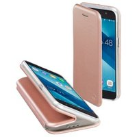 Hama Curve Booklet for Samsung Galaxy A3 (2017), rose gold