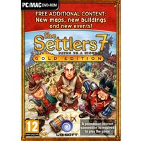 Settlers 7 Paths to a King Gold Edition Game