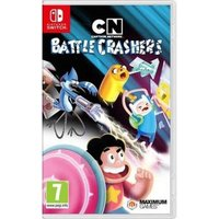 Cartoon Network Battle Crasher Nintendo Switch Game