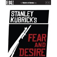 Fear and Desire (1953) [Masters of Cinema] DVD
