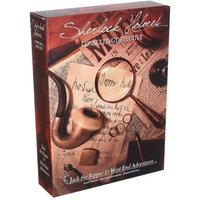 Sherlock Holmes Consulting Detective Jack the Ripper & West End Adventures Board Game