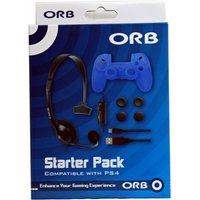 ORB All-in-One Accessory Starter Pack for PS4