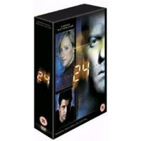 24 Complete Season 4 DVD