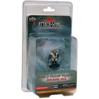 Dungeons & Dragons Attack Wing Dwarf Fighter Wave 6