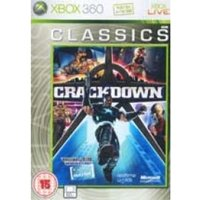 Ex-Display Crackdown (Classics) Game