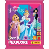 Disney Princess Born to Explore Sticker Collection (50 Packs)