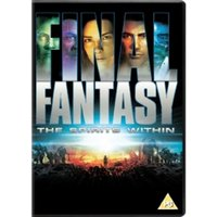 Final Fantasy The Spirits Within DVD