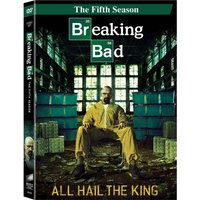 Breaking Bad Season 5 DVD
