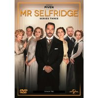 Mr Selfridge - Series 3 DVD