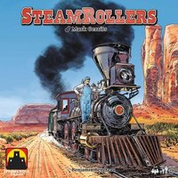 SteamRollers (2018 English Only) Board Game