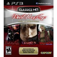 Devil May Cry HD Collection Game