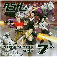 ASH. Intergalactic Sonic 7 CD